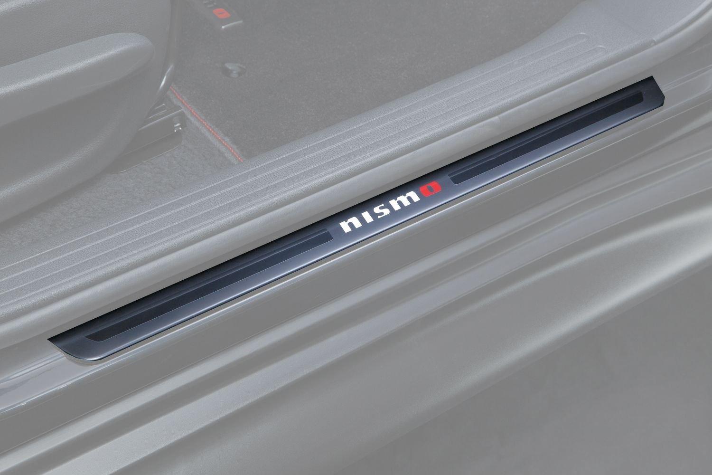 nismo ( ニスモ ) キッキングプレート ジューク F15用 (左右2枚セット) 76950-RNF50 B00ZP8VSJY
