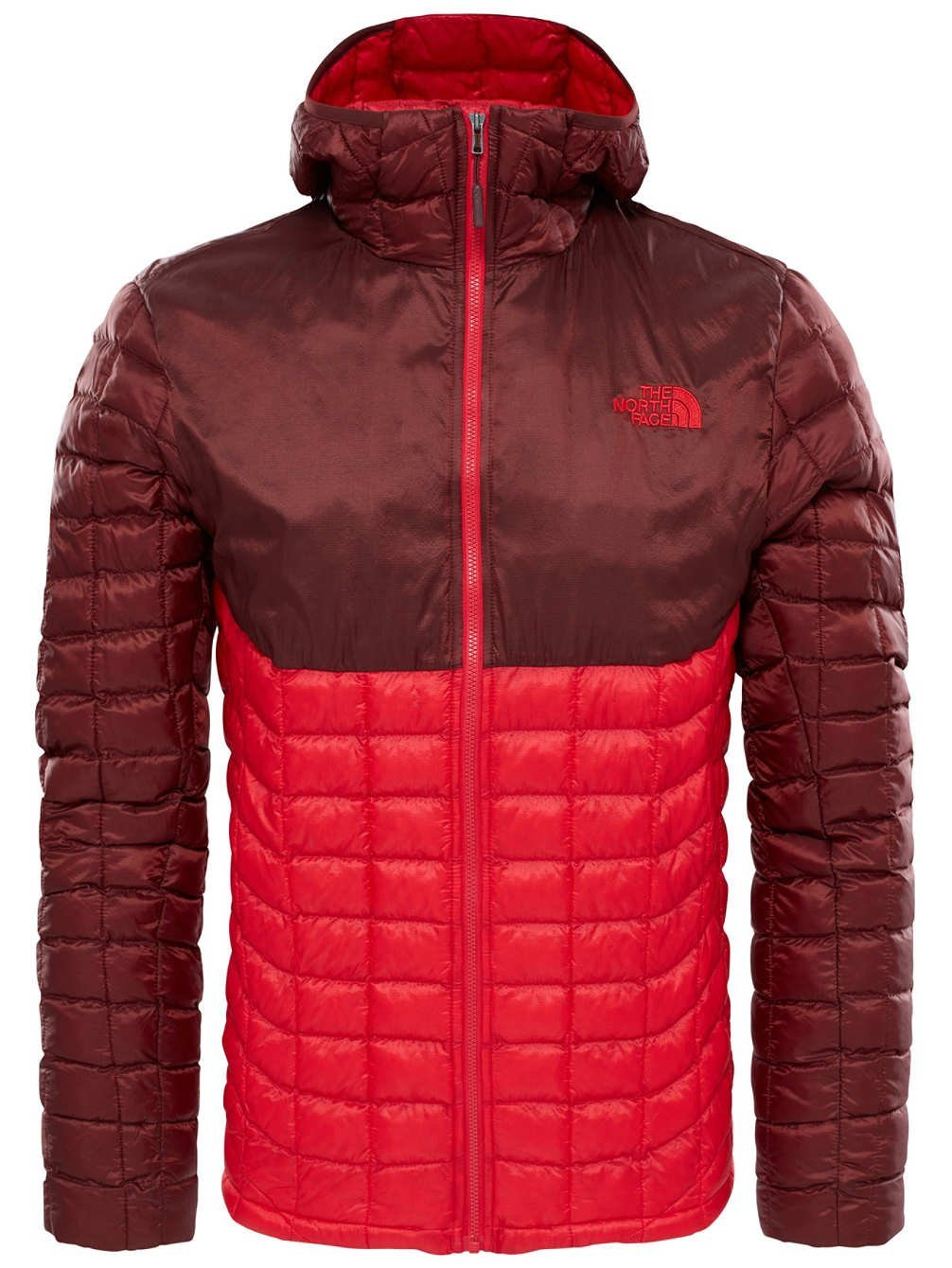 THE NORTH FACE M Thermoball Hoodie Chaqueta, Hombre