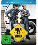 Men At Work (Limited FuturePak Steel Edition) [Blu-ray]