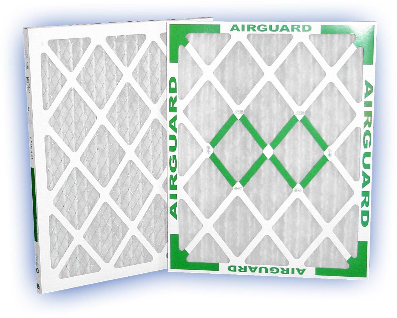 MERV 11 4-Pack 24 x 24 x 1 PowerGuard Pleated Panel Filter