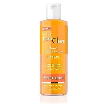Acne Toner (Salon Size) 8oz Lancaster Sun Control Face Uniform Tan Cream Spf 30  50ml/1.7oz