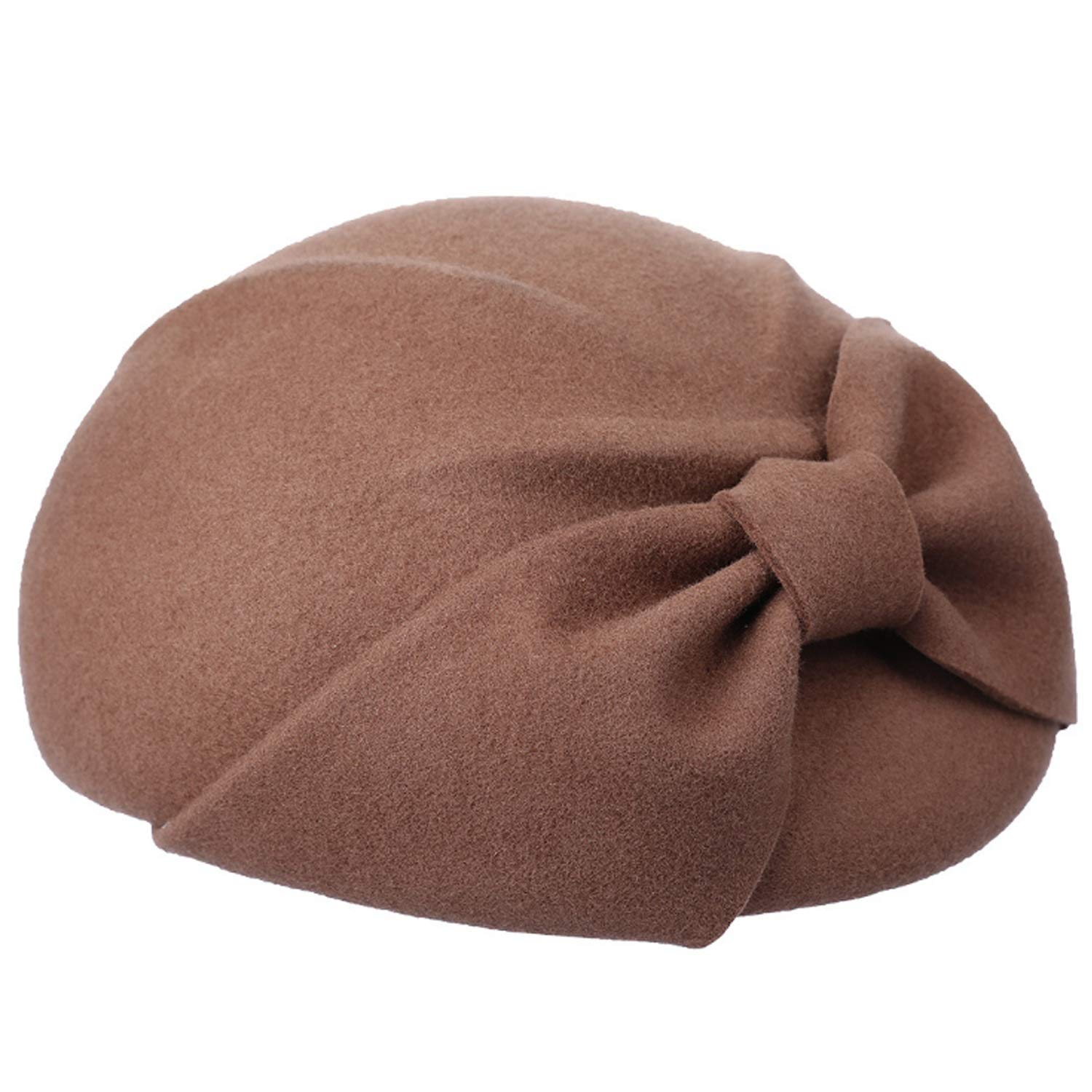 VAXT Take Hat Distaff Cap Fall Winter Beret Dome Top Hat Pumpkin Hat