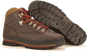 Timberland Mens Euro Hiker Mid Hiking Boot