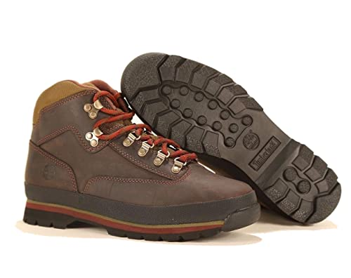 6ed3b321c04 Amazon.com | Timberland Mens Euro Hiker Boots (10.5) | Hiking Boots