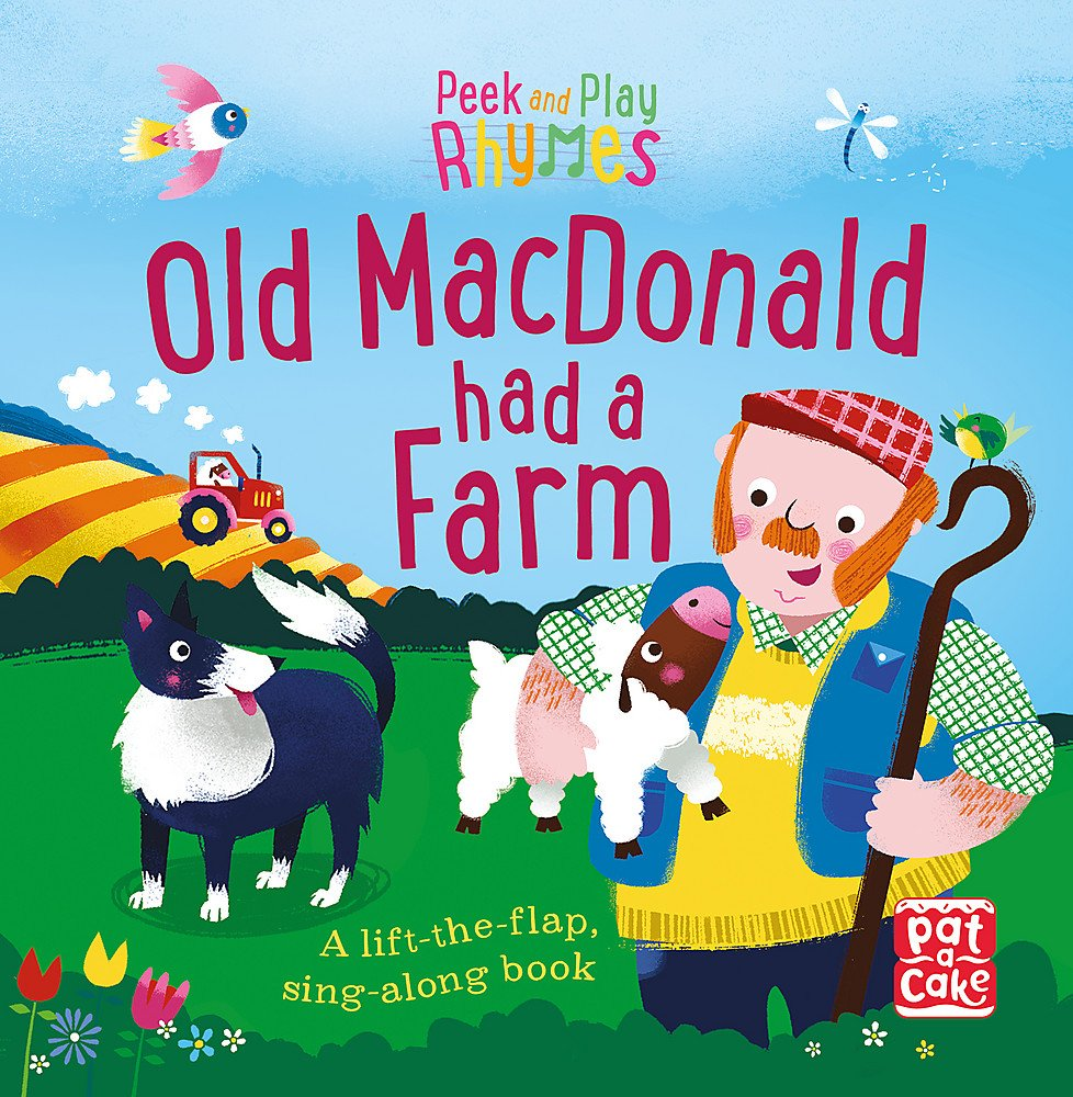 5 x CHILDRENS EDUCATIONAL ACTIVITY BOOKS OLD MACDONALD SINGALONG STICKER FUN