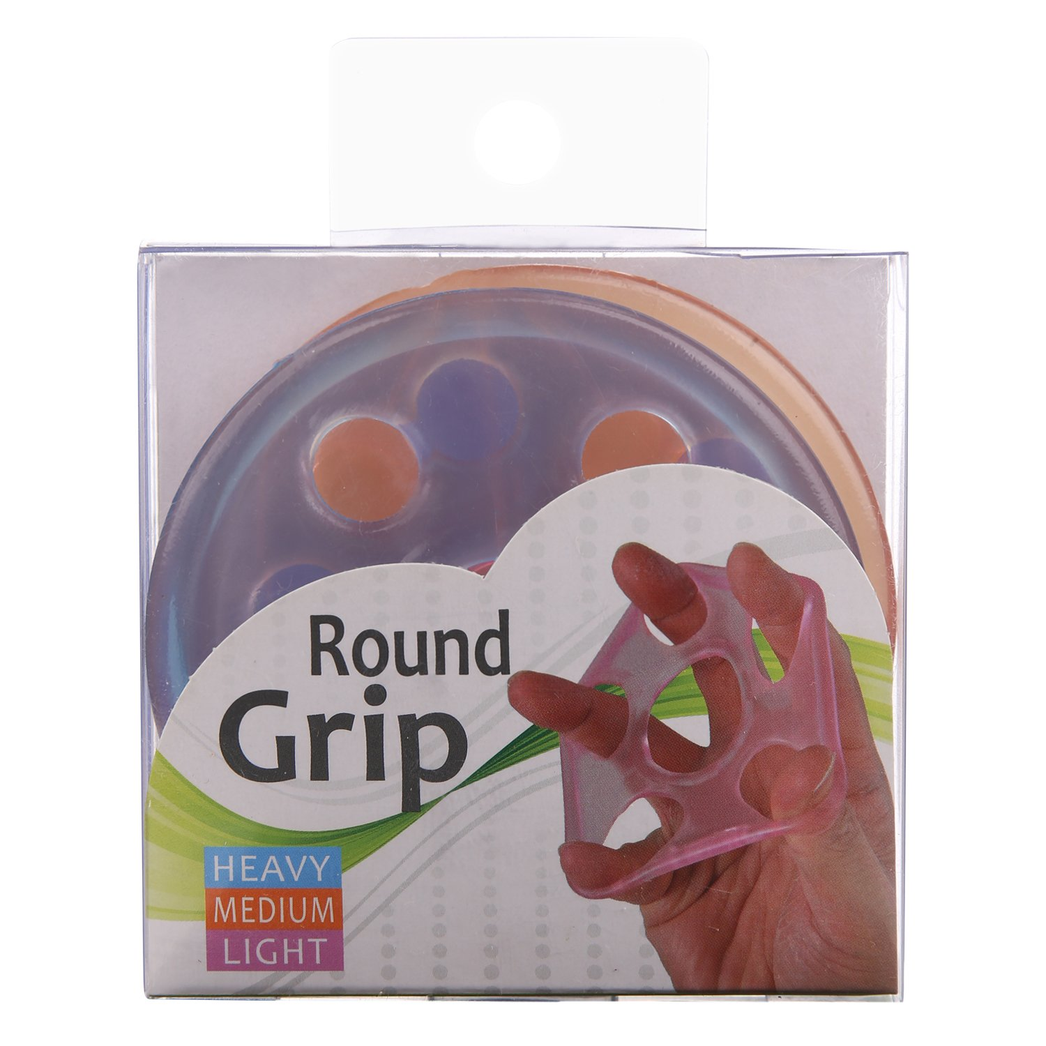 Buy Hand-Band Hand Grip Exercise - Extension & Flexion For Fingers (Heavy,  Medium, Light) Online at Low Prices in India - Amazon.in