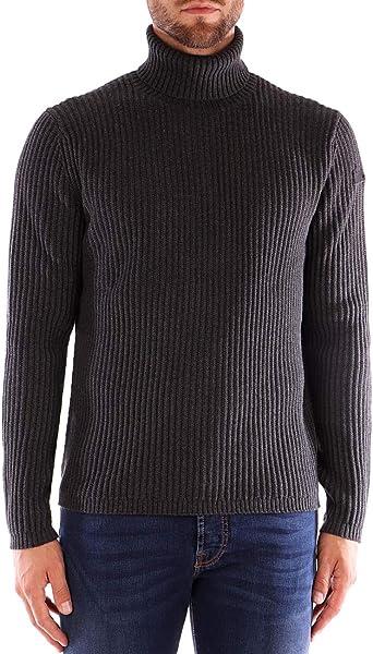 RRD suéter de Cuello Alto Gris suéter de Cuello Alto algodón 7 Marinero 52: Amazon.es: Ropa y accesorios