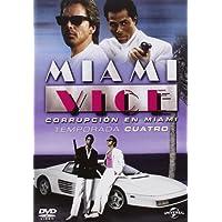 Corrupción En Miami - Temporada 4 [DVD]