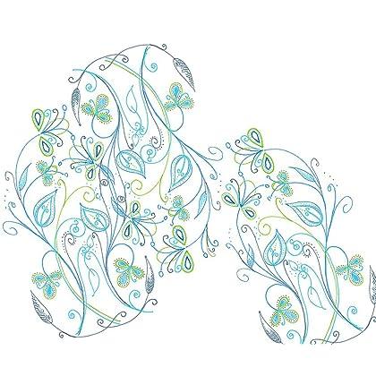 Faber Castell PITT Artist Pen Set (Blue/Green Pens)