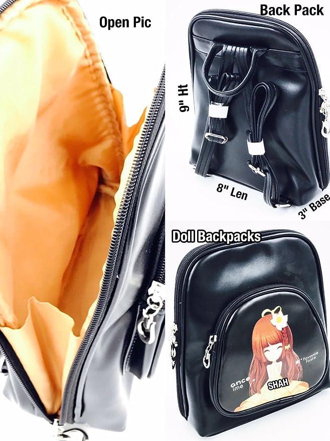 2190d2f864b Cute Flower Girls Handbag Shoulder bag Backpack  Amazon.in  Electronics