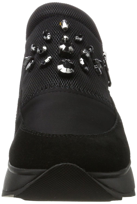 Geox Damen D Gendry A Sneaker (schwarz) Schwarz (schwarz) Sneaker 36df4c