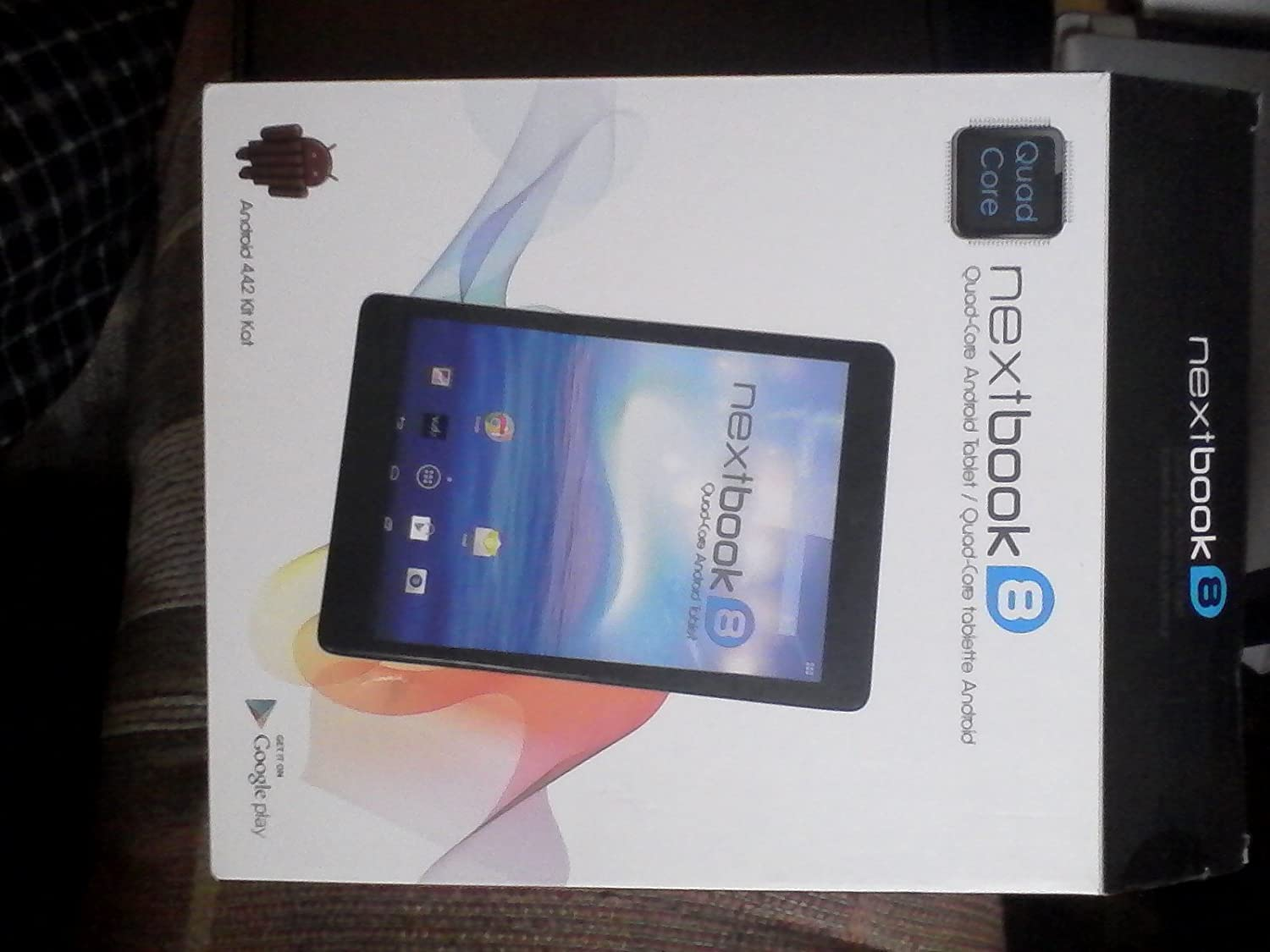 Nextbook 8 Quad Core Android 8GB Tablet