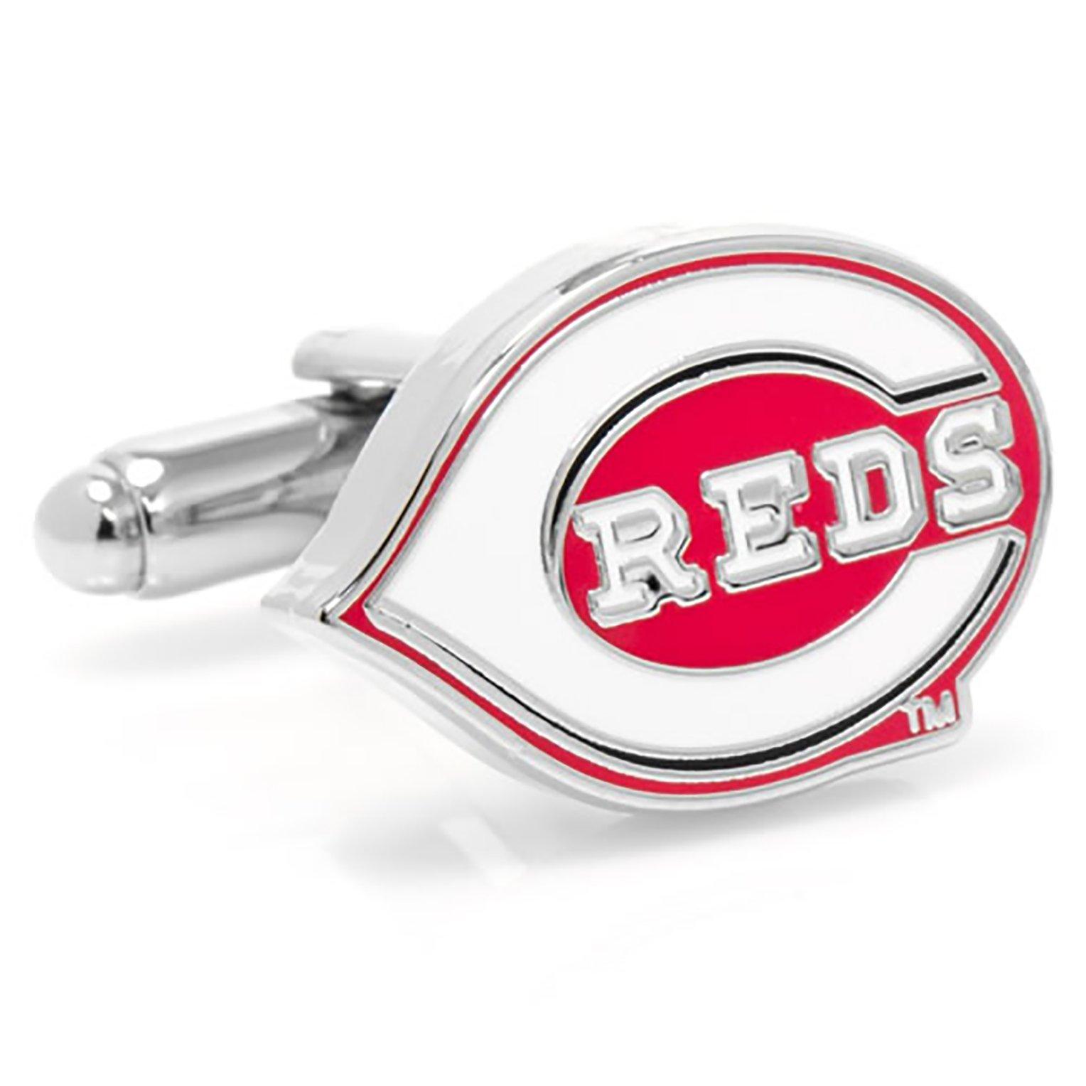 ScotchBlue Cincinnati Reds MLB Major League Cufflinks