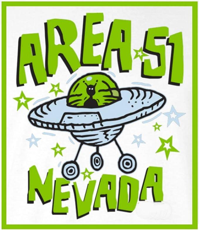 Parche bordado de Nevada de Area 51, tipo X-Files, logo ...