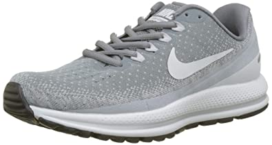 timeless design 279ad 2a248 Nike Women s Air Zoom Vomero 13 Running Shoe Cool Grey Pure Platinum-Wolf  Grey