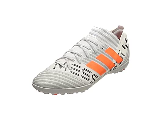 huge selection of d2821 905c3 adidas Nemeziz Messi Tango 73 Tf, Scarpe da Calcio Uomo, Blu (Footwear White