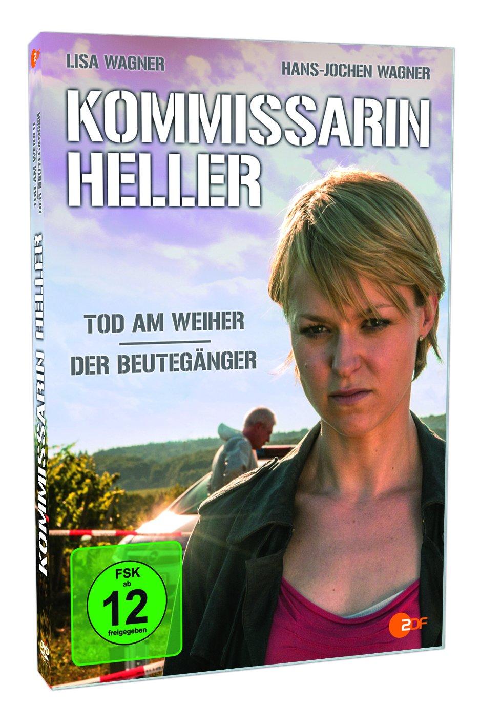 Amazon.com: Kommissarin Heller - Tod am Weiher & Der Beutegänger: Movies & TV