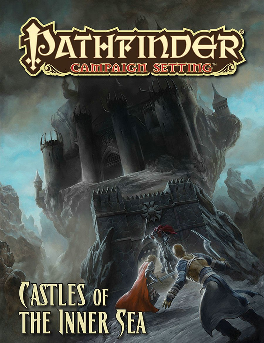 Pathfinder Campaign Setting: Castles of the Inner Sea pdf