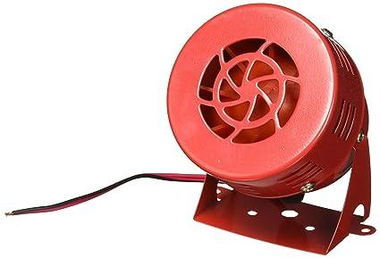 Alarma contra Incendios Sistema De Seguridad Eléctrico Mini ...