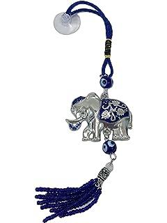 Amazon.com: Allbest2you - Llavero con diseño de medallón de ...