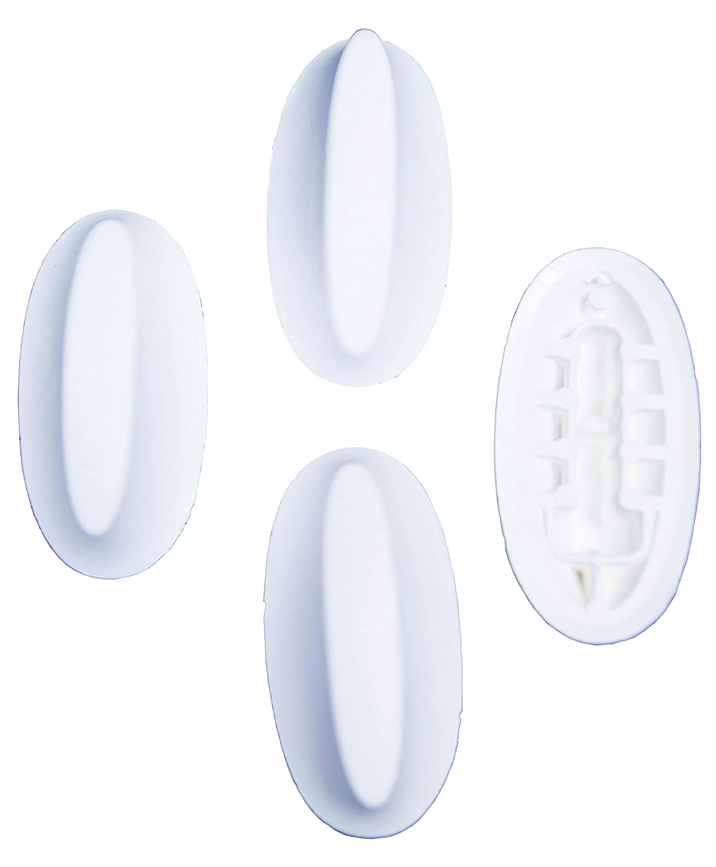 CORNAT TEC365023 Toilet seat Buffer Set f Art of Acryl Form