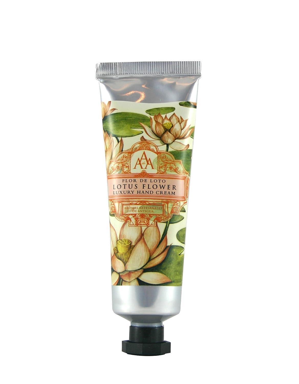 Amazon aaa floral lotus flower luxury hand cream 60ml beauty izmirmasajfo Image collections