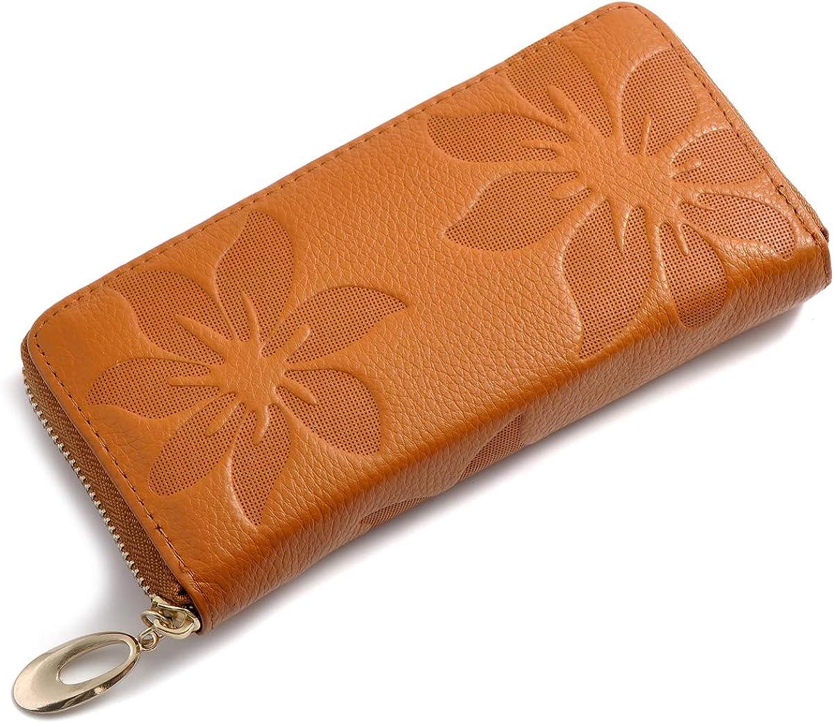 Women's Leather Wallets...