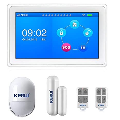 Amazon.com : Kerui K7 full touch screen wireless intelligent ...