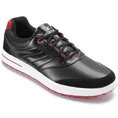 Stuburt 2015 Mens Urban Control Spikeless Golf Shoes - Black - UK 8.5