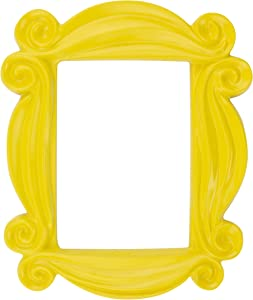 Paladone Peephole Picture Frame-18 x 16 x 2 cm-Officially Licensed Friends TV Show Merchandise, Polyresin, Multi