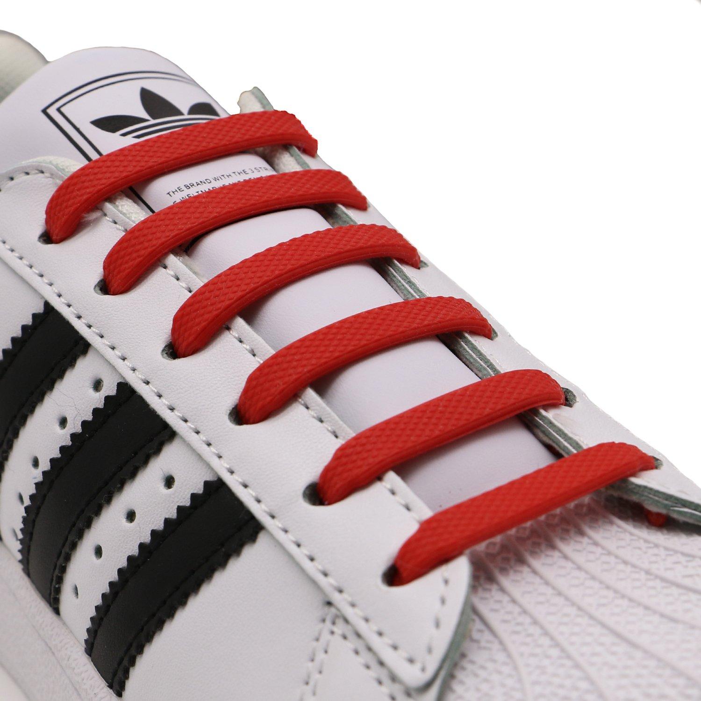 8b1d458278011 INMAKER - Cordones elásticos para Zapatos para niños y Adultos