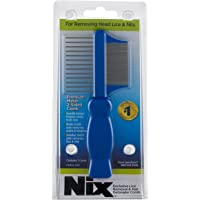 Nix Premium Metal 2-Sided Lice and Nit Removal Comb