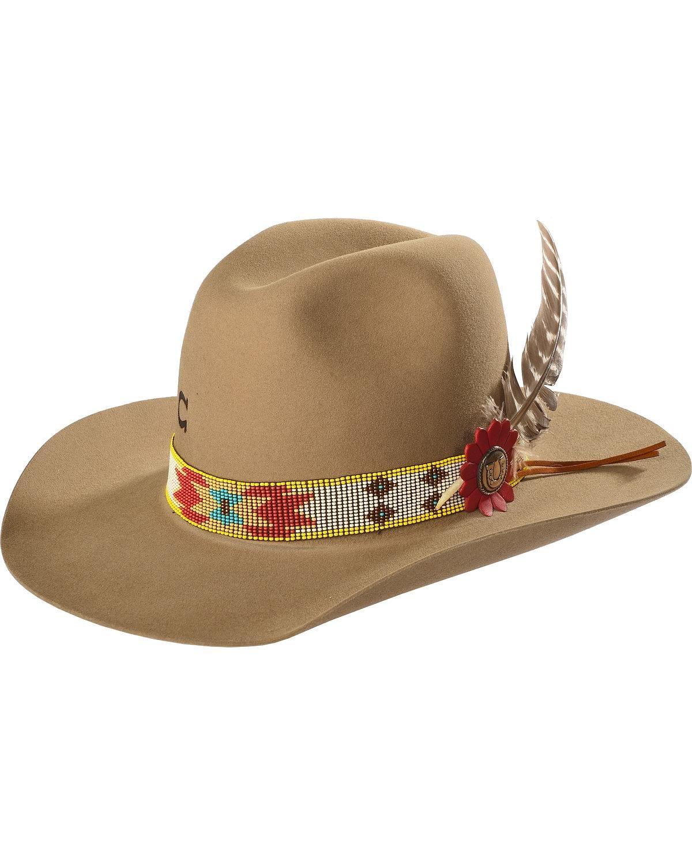 Charlie 1 Horse Women's Sand Nobody's Felt Hat Sand 7 1/4
