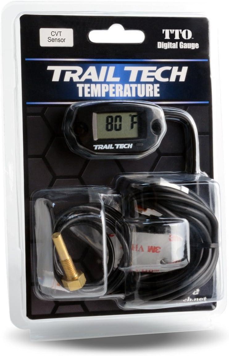 Trail Tech 732-ES3 TTO CVT Belt Temp Sensor Dash Mount