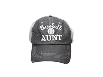 Cocomo Soul Embroidered Baseball Aunt Mesh Trucker Style