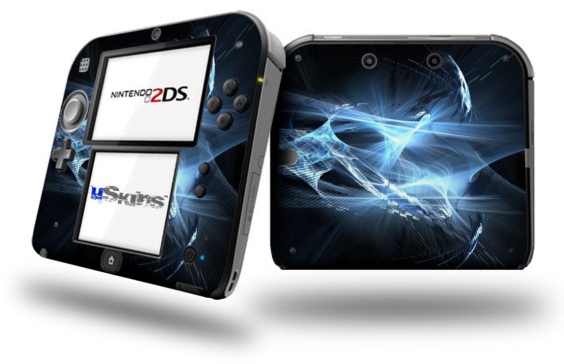 Robot Spider Web - Decal Style Vinyl Skin fits Nintendo 2DS - 2DS NOT INCLUDED