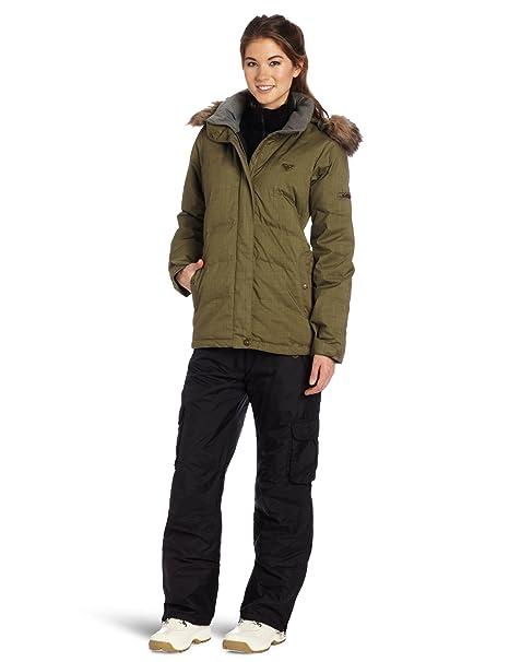 Amazon.com: Roxy Snow Juniors Tundra – Chaqueta: Clothing