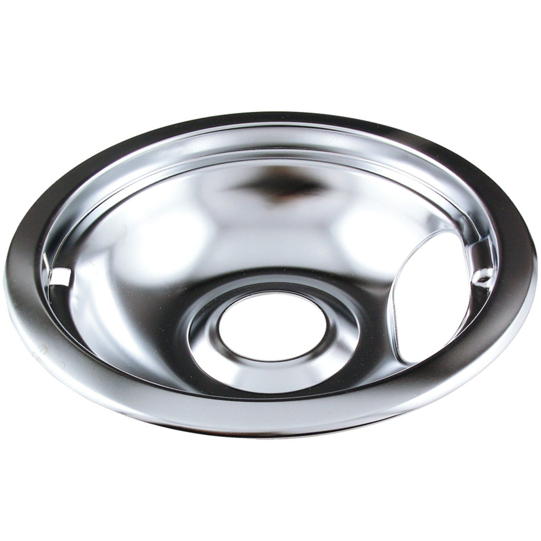 6 RANGE KLEEN 101-AM Chrome Range Bowl//Red Label