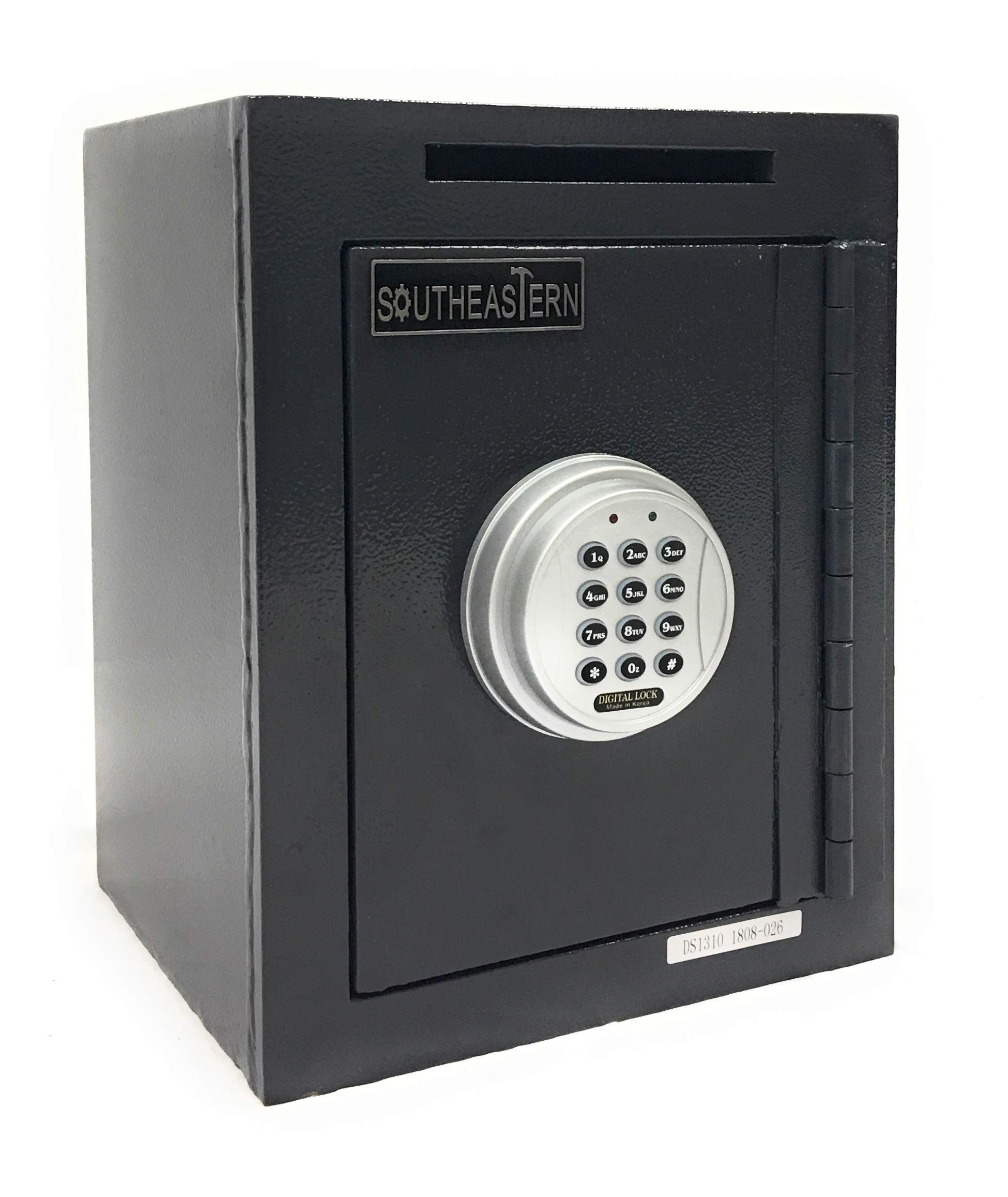 SOUTHEASTERN MS3E Under Counter B Rate Drop Slot Safe with Electronic Lock