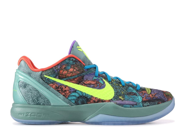 wholesale dealer 8e12d 7688d Amazon.com   Men s Nike Zoom Kobe 6 Prelude Basketball Shoes - 640220 001    Basketball