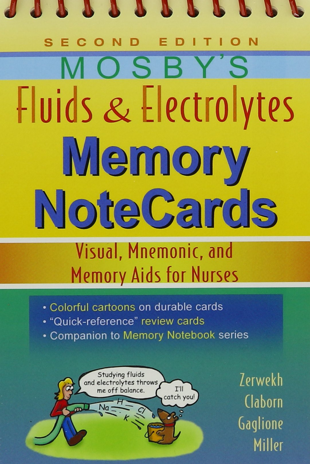 Fluids and Electrolytes Memory Note Cards (Mosbys Fluids and Electrolytes Memory Notecards) pdf
