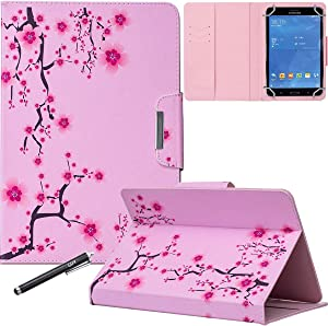 Universal Case for 9-10.5 inch Tablet, Newshine Stand Folio Case Protective Cover for 9