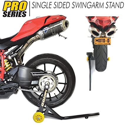 MOTO-D BMW R nineT Single Sided Swingarm Rear Stand (53 5MM)
