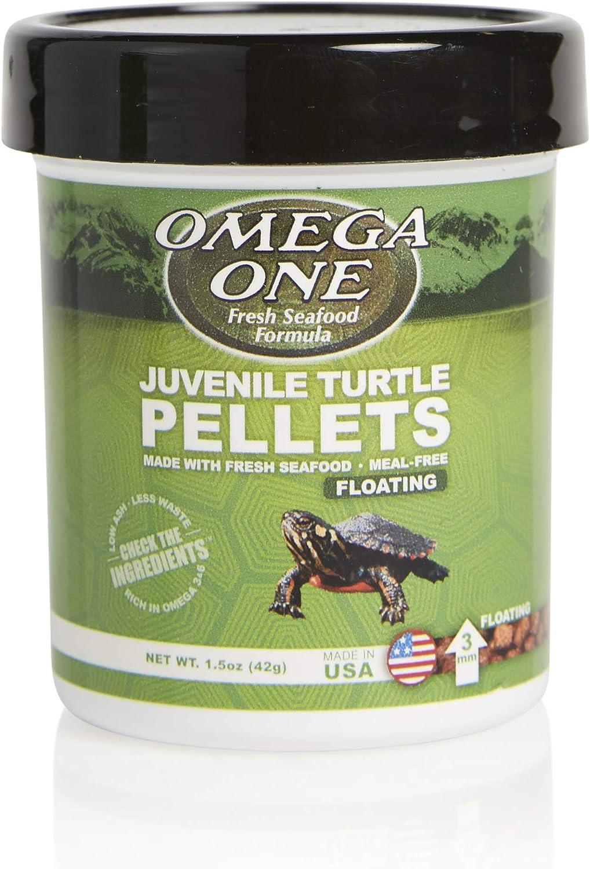 Omega One Floating Turtle Pellets, 3mm Pellets