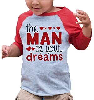 Boys Stud Muffin Valentine/'s Day Shirt Toddler Kids Clothes 2t 3t 4t 5t 5 6 7 8