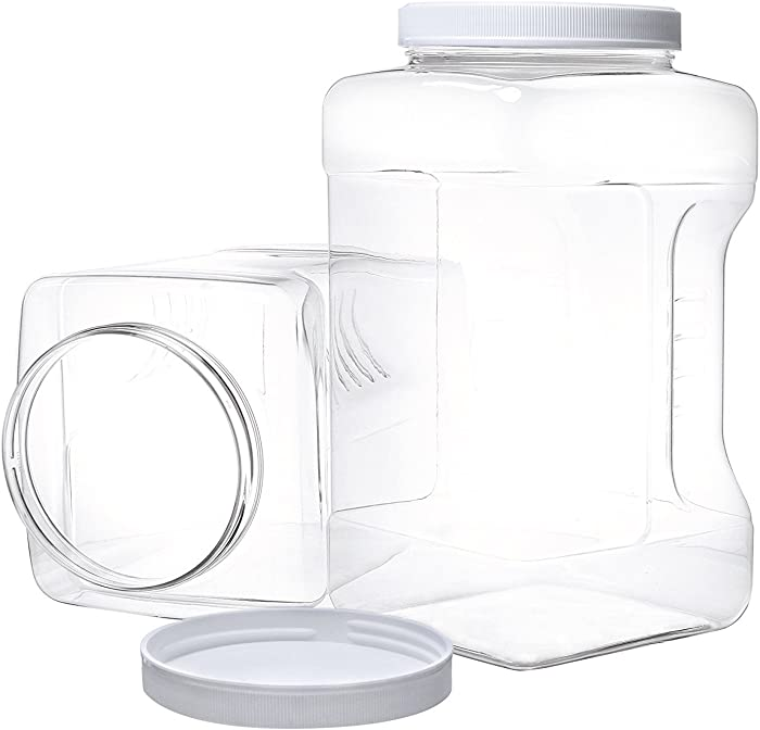 Top 9 Glass Food Storage With Stainless Steel Lid