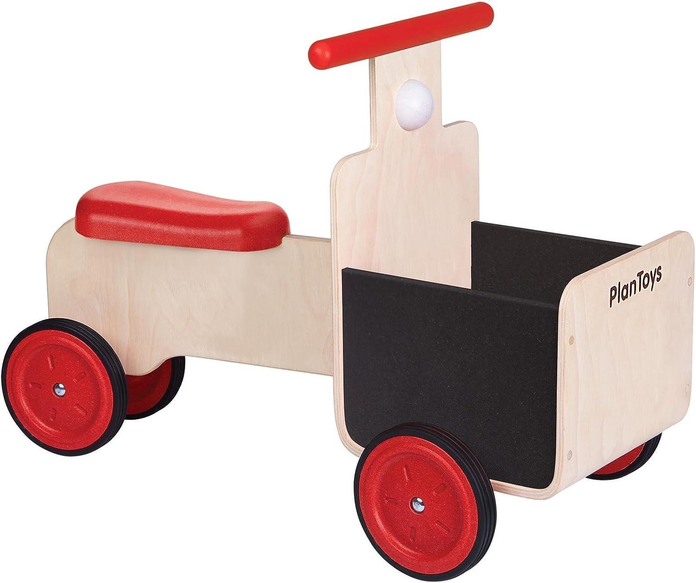 PlanToys- Triciclo de Reparto (3479)