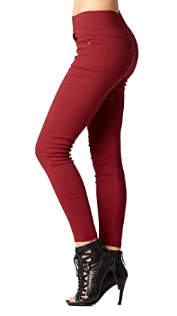 f0b01215d74 Conceited Premium Women s Jeggings - Stretch Denim Leggings - Skinny Jeans  at Amazon Women s Jeans store