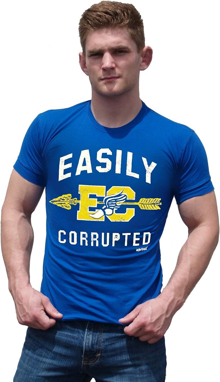 Ajaxx63 Men's AF Easily Corrupted T-Shirt