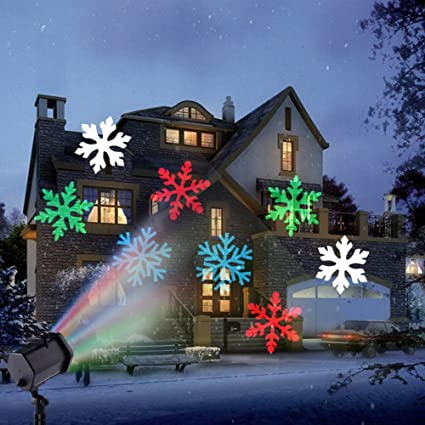 Christmas Projector.Christmas Led Projector Light 12 Replaceable Slides Ip65 Waterproof Landscape Motion Projector Lights Outdoor Indoor For Xmas Valentine S Day St